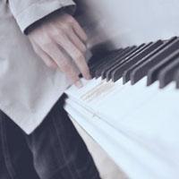 关于音乐的意境头像图片