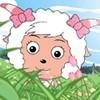 可爱卡通qq空间头像 可爱的美羊羊