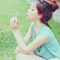 唯美意境女生头像 幸好爱情不是一切