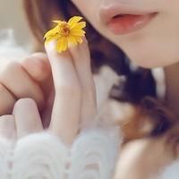 非主流可爱女生头像 只要你心里有我